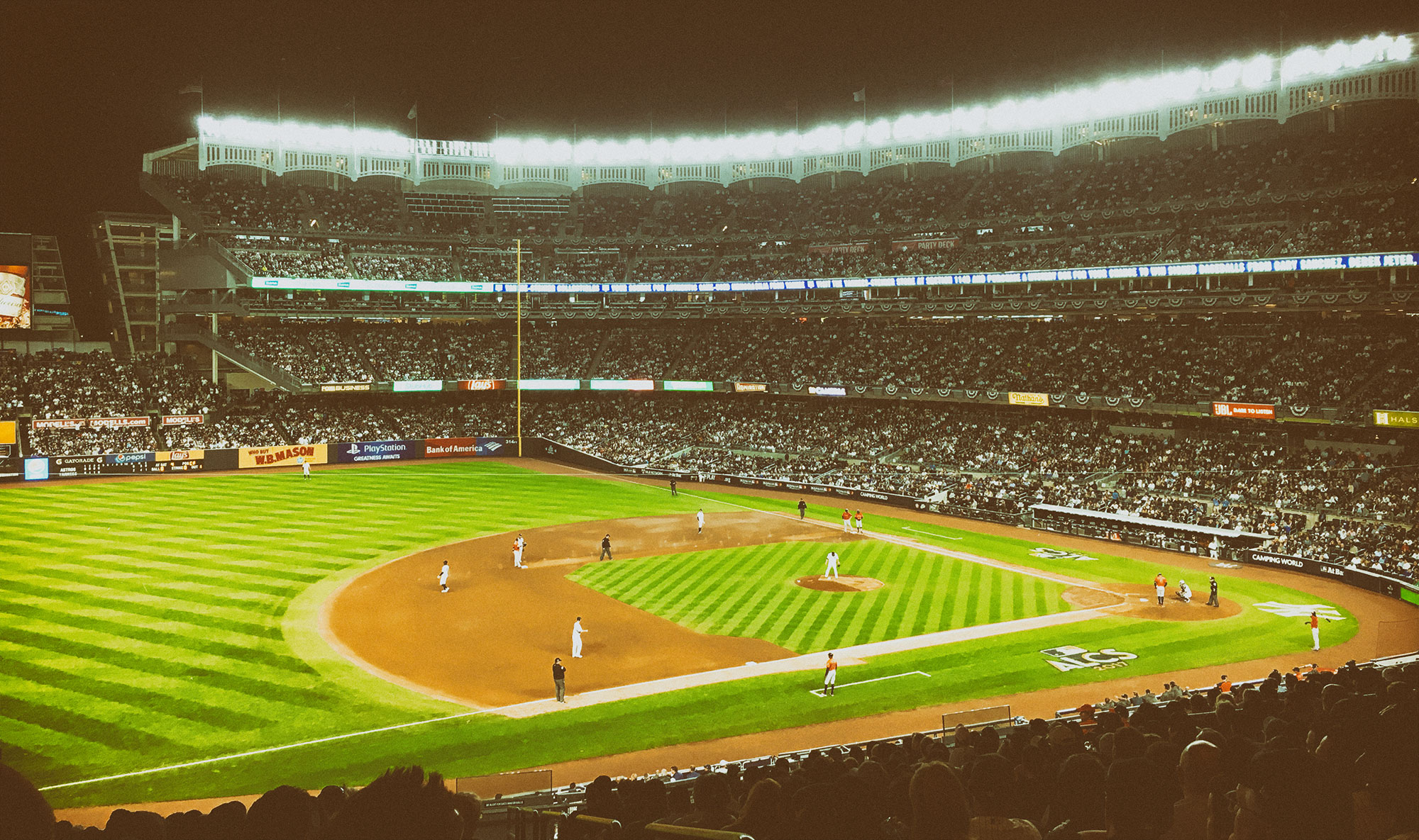ALCS 2015, Game Five: Yankee Stadium, NY